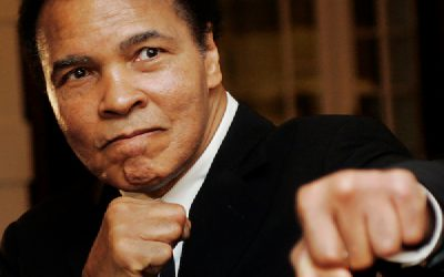 What Leaders Can Learn from Muhammad Ali's Presence