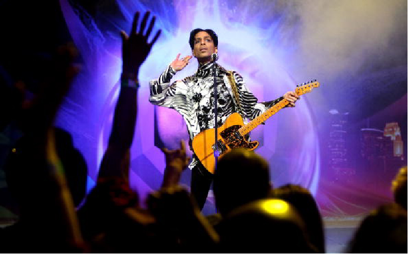 What You Can Learn from the Presence of Prince